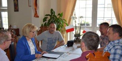 Porozumienie w sprawie współpracy