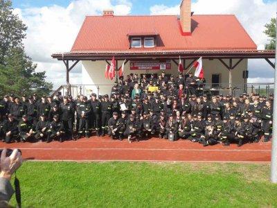 Powiatowe Zawody Sportowo - Pożarnicze Jednostek OSP - 2019