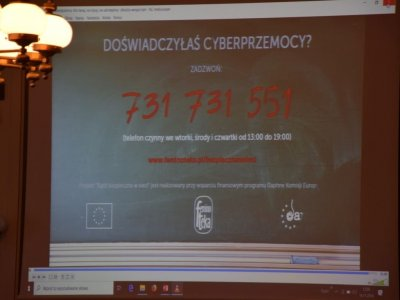 Debata - Współczesne zagrożenia w cyberprzestrzeni