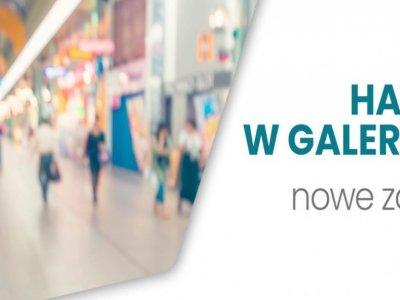 Handel w galeriach - nowe zasady
