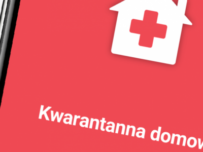 Jak korzystać z aplikacji KWARANTANNA DOMOWA??