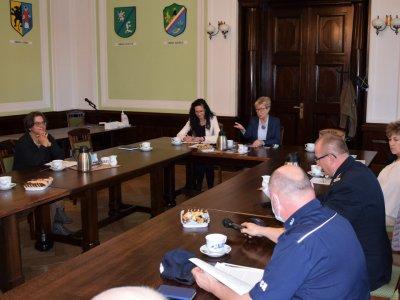 Komisja Bezpieczeństwa przy Staroście Wejherowskim